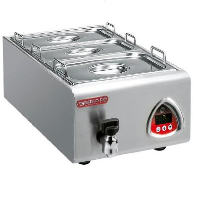בן מארי מתקן חשמלי לחימום מזון 1/1 GN, קו בישול 600