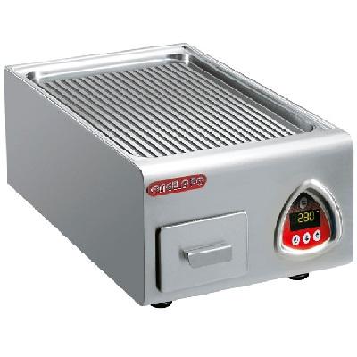 גרידל חשמלי דגם שולחני מחורץ, קו בישול 600