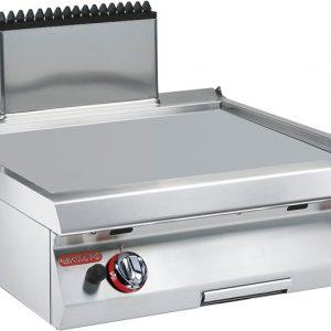 """גרידל (משטח טיגון) גז דגם שולחני בעל משטח חלק 70 ס""""מ, קו בישול 700"""