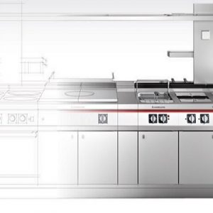 קו בישול ICON9000