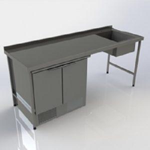 שולחן כיור