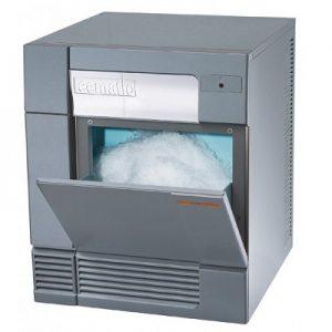 """מכונת פתיתי קרח 90 ק""""ג, סדרת F"""