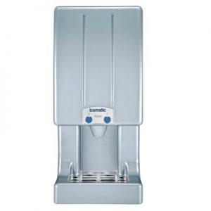 """מכונת קרח 135 ק""""ג המתואמת לשימוש עצמי, סדרת DI"""