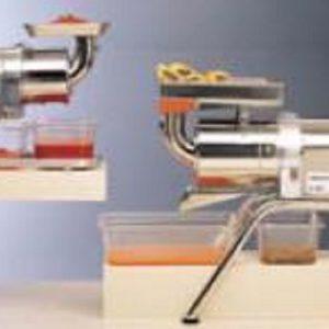 Automatic Sieves-Juicers