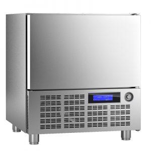 """מקרר משב/מקפיא 13/22 ק""""ג בסיס לתנור, תבניות GN 1/1"""